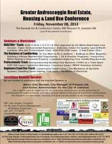 Andro Housing Show - Updated - November 2013